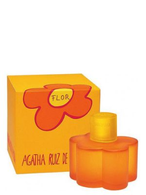 Flor Agatha Ruiz de la Prada