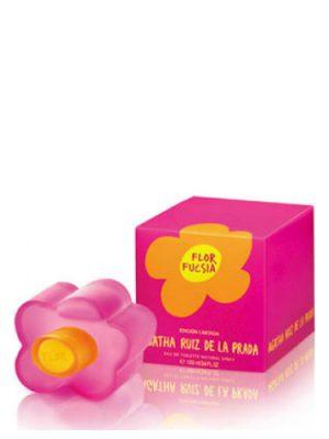 Flor Fucsia Agatha Ruiz de la Prada