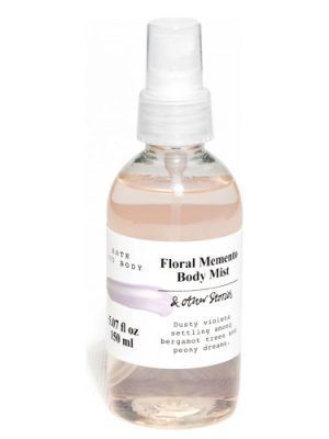 Floral Memento Body Mist And Other Stories