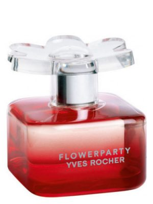 FlowerParty Yves Rocher