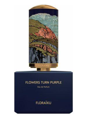 Flowers Turn Purple Floraïku