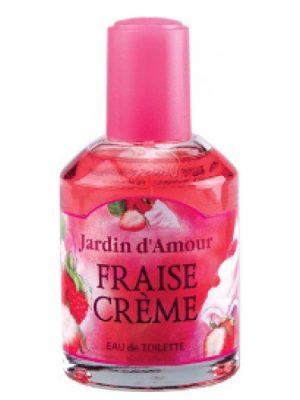 Fraise Creme Jardin d'Amour