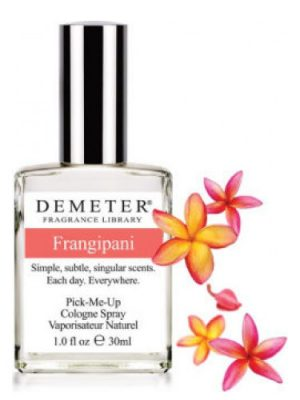Frangipani Demeter Fragrance