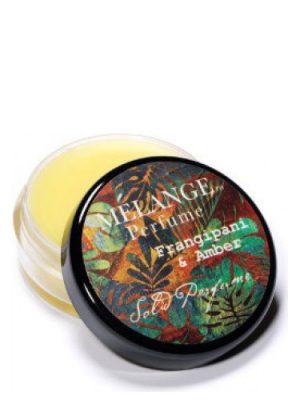 Frangipani & Amber Melange Perfume