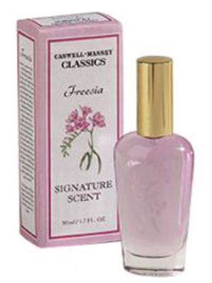 Freesia Signature Scent Caswell Massey