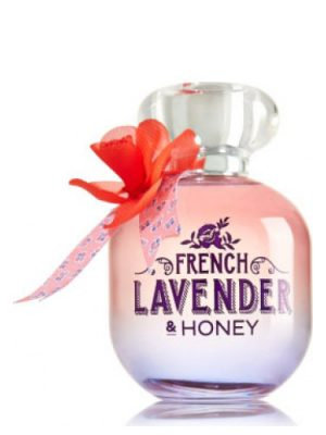French Lavender & Honey Bath and Body Works