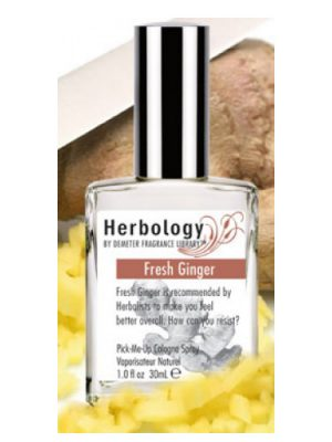 Fresh Ginger Demeter Fragrance