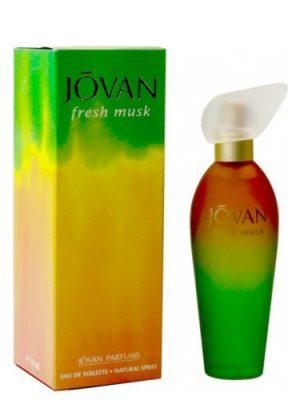 Fresh Musk Jovan