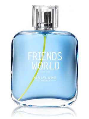 Friends World For Him Oriflame