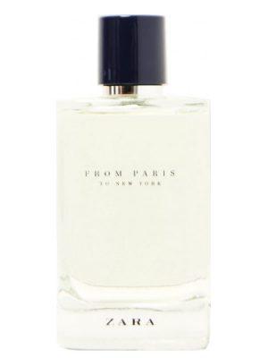 From Paris To New York Zara