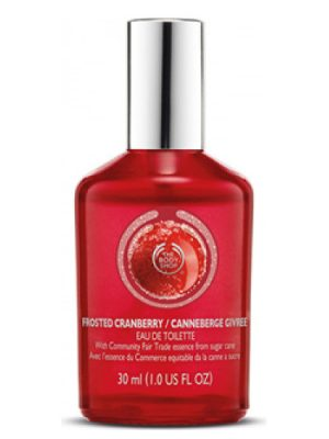Frosted Cranberry The Body Shop