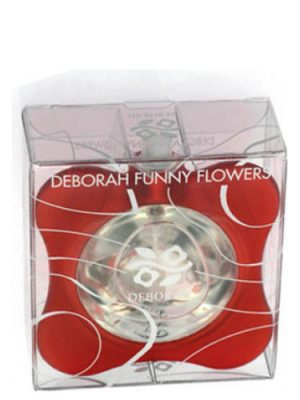 Funny Flowers Red Deborah