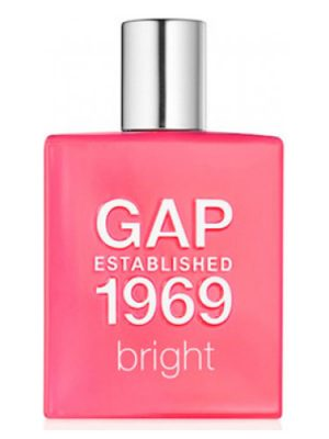 Gap Established 1969 Bright Gap