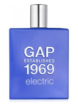 Gap Established 1969 Electric Gap