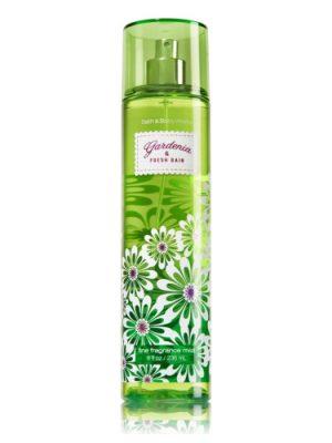 Gardenia & Fresh Rain Bath and Body Works