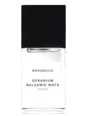 Geranium Balsamic Note Bohoboco