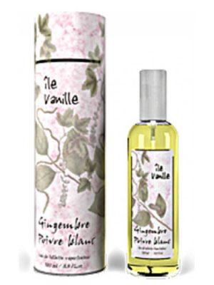 Gingembre Poivre Blanc Provence & Nature