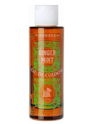 Ginger Mint Eau de Cologne Korres