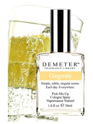 Gingerale Demeter Fragrance