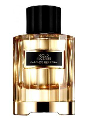 Gold Incense Carolina Herrera