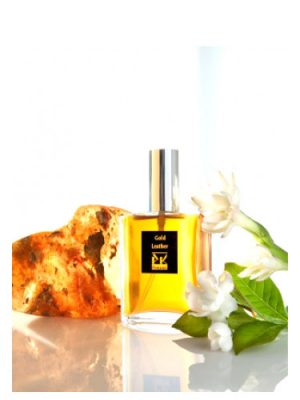 Gold Leather PK Perfumes
