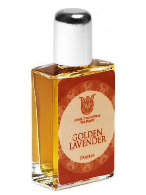 Golden Lavender Anna Zworykina Perfumes