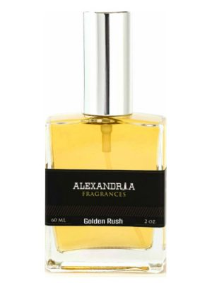 Golden Rush Alexandria Fragrances