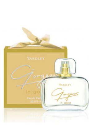 Gorgeous in Gold Yardley