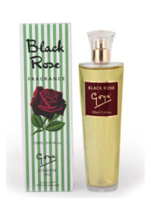 Goya Black Rose Beauty Brand Development