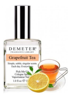 Grapefruit Tea Demeter Fragrance