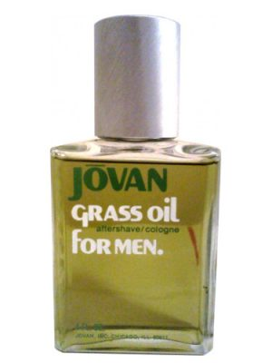 Grass Oil Jovan