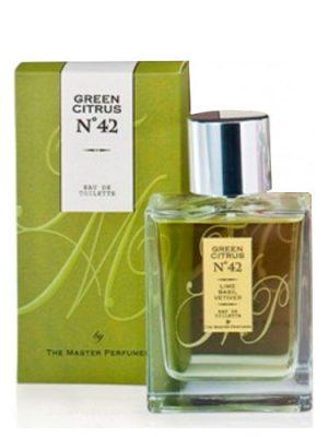 Green Citrus No. 42 The Master Perfumer