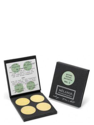 Green Notes Palette No. 1 Melange Perfume