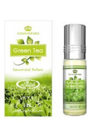 Green Tea Al-Rehab