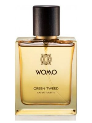 Green Tweed Womo