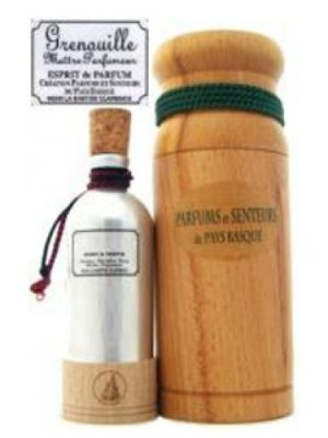 Grenouille Maitre Pafumeur Parfums et Senteurs du Pays Basque