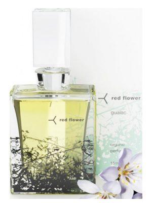 Guaiac Red Flower Organic Perfume