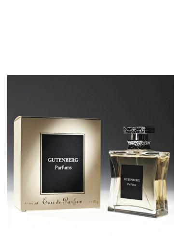 Gutenberg Limited Gutenberg Parfums