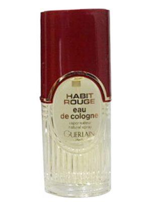 Habit Rouge Eau de Cologne Guerlain