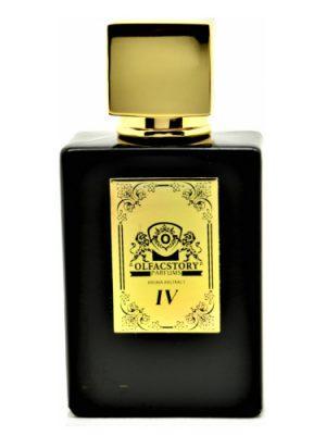 IV Aroma Abstract Olfacstory Parfums