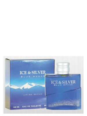 Ice & Silver Blue Space Parfums Louis Armand