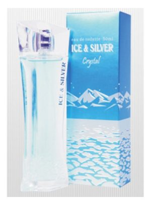 Ice & Silver Crystal Parfums Louis Armand