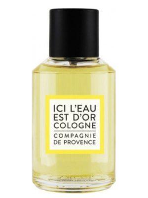 Ici L'Eau est d'Or Compagnie de Provence