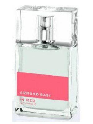 In Red Eau Fraiche Armand Basi