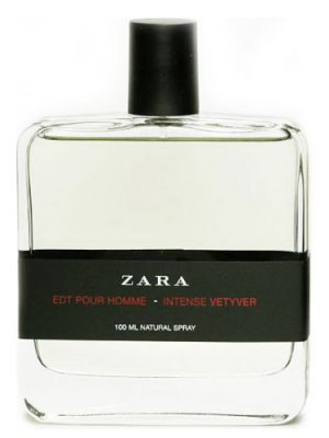 Intense Vetyver Zara
