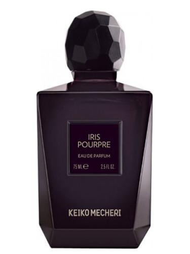 Iris Pourpre Keiko Mecheri