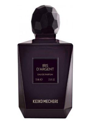 Iris d'Argent Keiko Mecheri