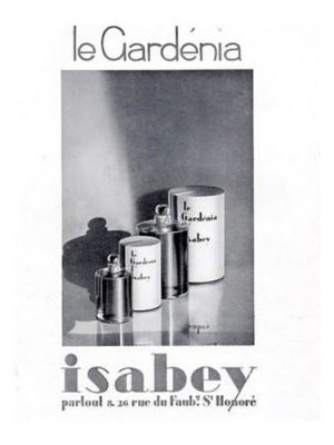 Isabey Gardenia Isabey