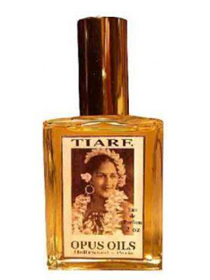 Island Girl: Tiare (Tahitian) Opus Oils