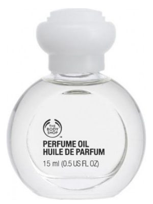 Japanese Musk Perfume Oil The Body Shop